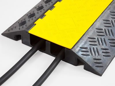 Cable Protector Secures Loose Cables in any Condition